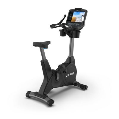 TRUE C400 Commercial Upright Bike at Fitness Gallery