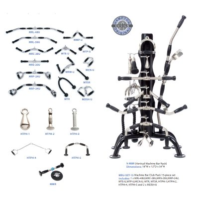 Hampton Fitness Machine Bar Attachments at Fitness Gallery