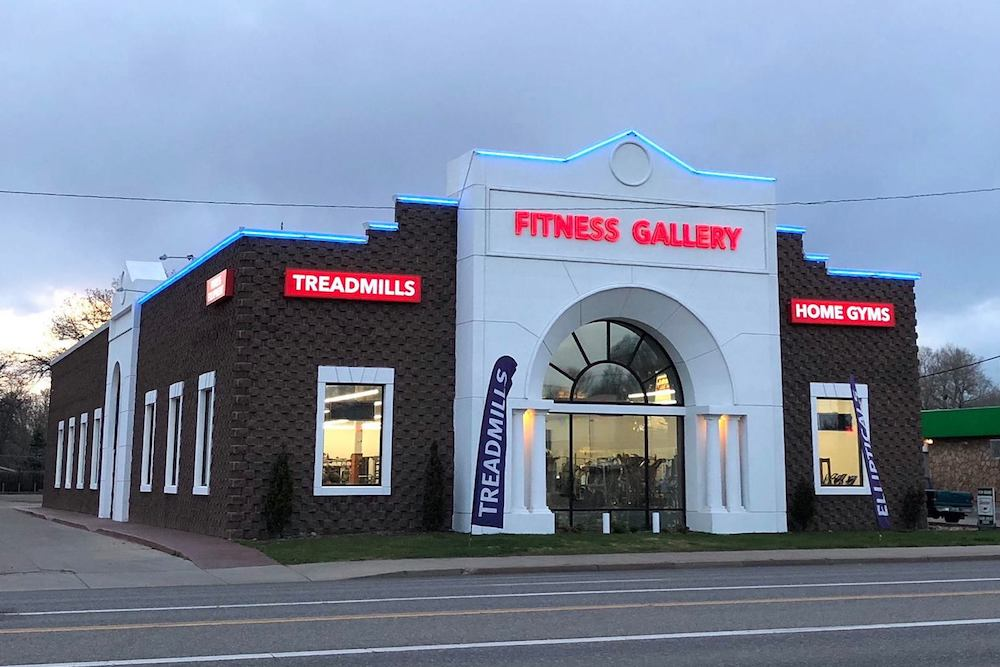 Fitness Gallery - South Colorado Blvd - Fitness Equipment Store