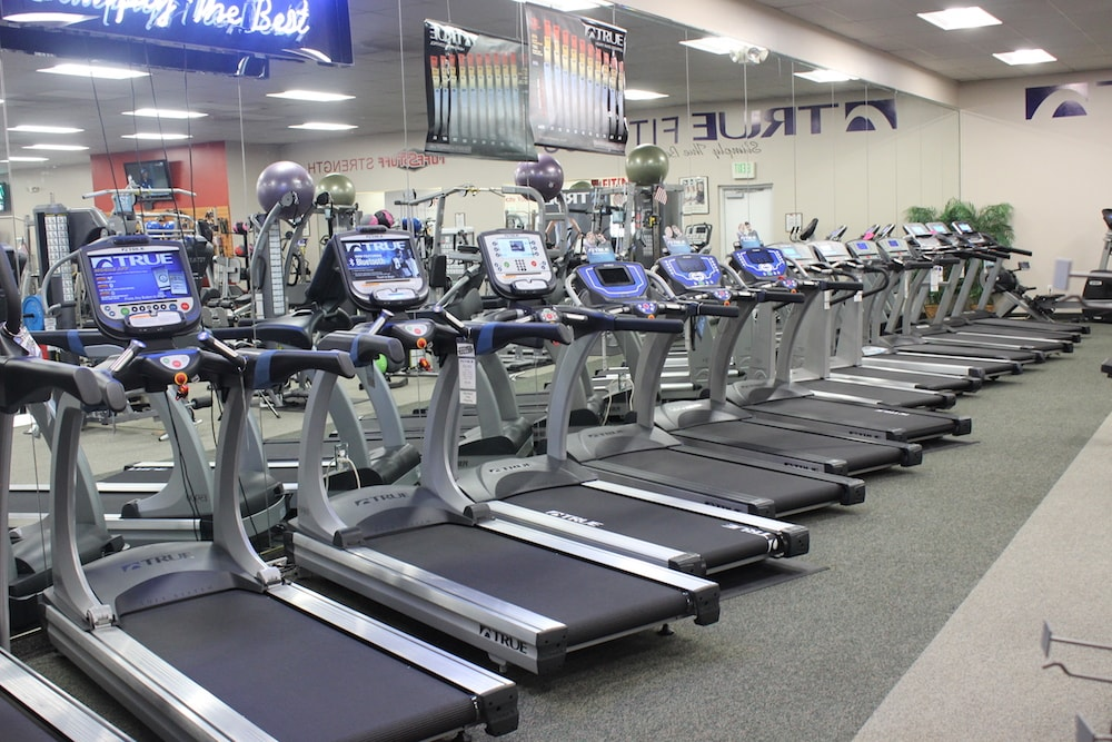 Fitness Gallery Exercise Equipment - North Denver Store