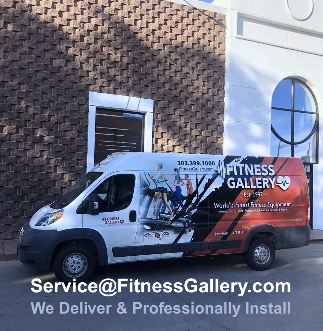 Fitness Gallery Exercise Equipment Delivery and Installation