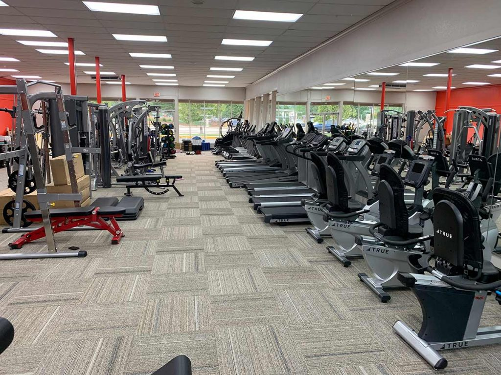Fitness Gallery Boulder store- exercise equipment
